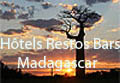 Hôtels, restaurants, bars à Madagascar